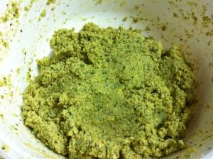 green falafel פלאפל ירוק