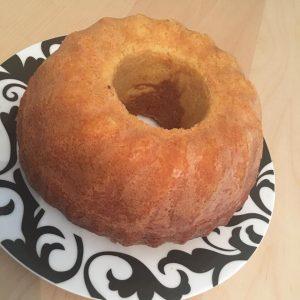 עוגת מוקה-וניל